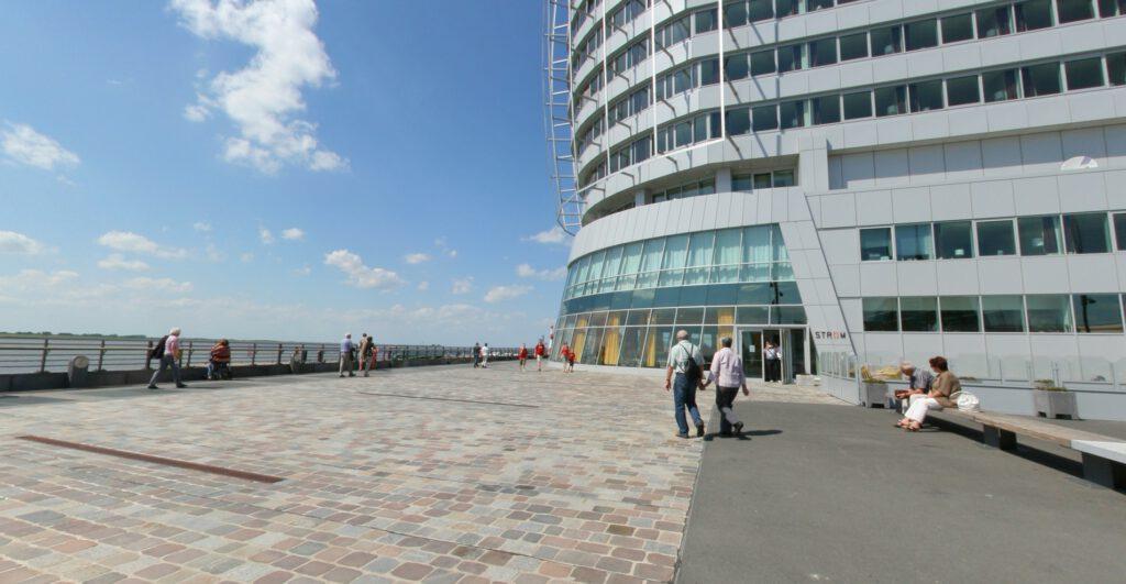 Bremerhaven - Deichpromenade