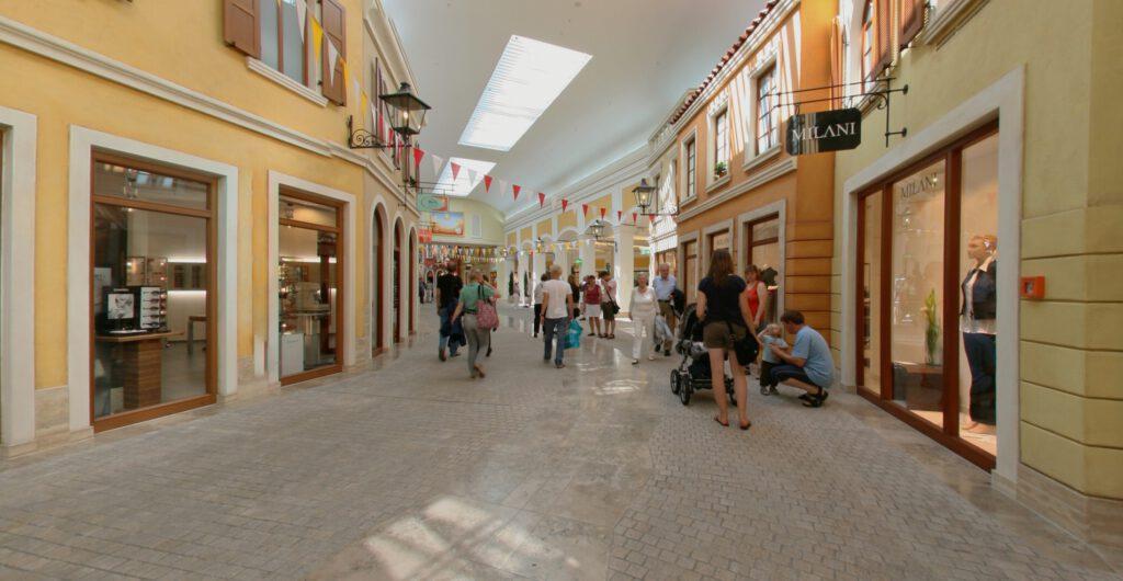 Bremerhaven - Shopping-Center