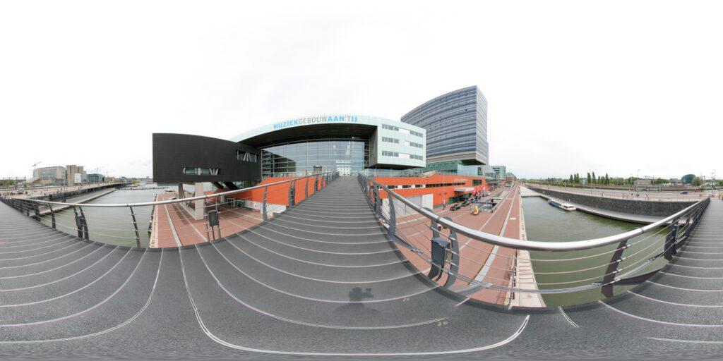 Netherlands - Amsterdam - Passenger Terminal Amsterdam (PTA)